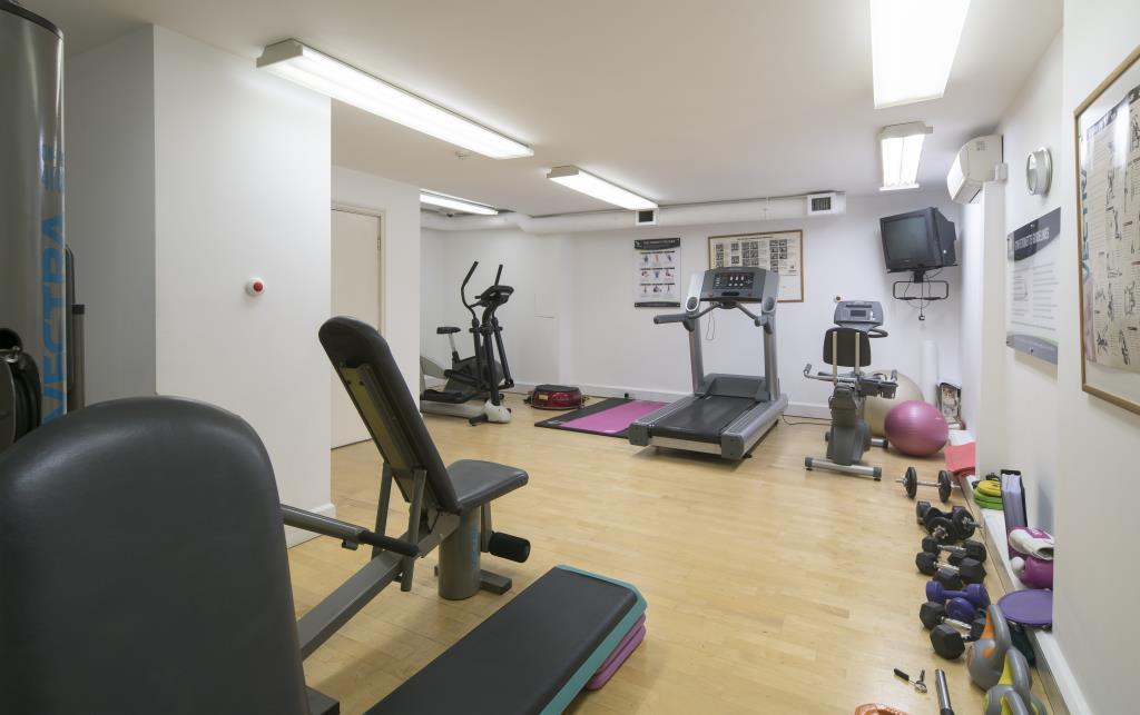 Residents Gym