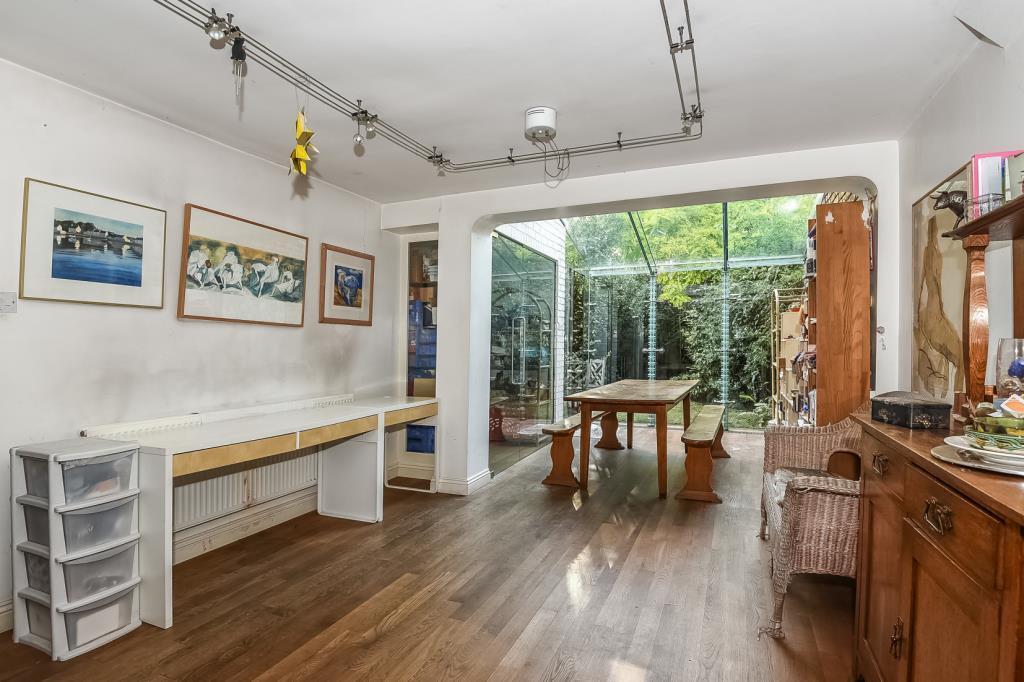 Reception Room/Conservatory
