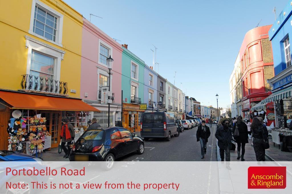 Local Area Shot: Portobello Road