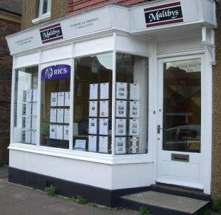 Maltbys, Chartered Surveyors Bexhill branch details