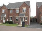 3 bed semi detached home in Hollands Way, Kegworth...