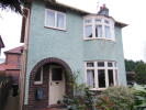 Detached property in Nottingham Road...