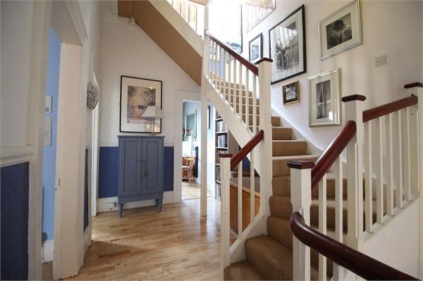 Staircase and Landi
