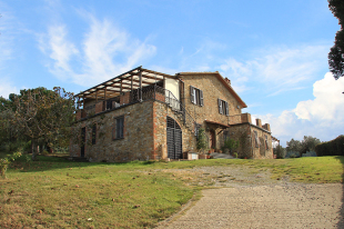Farm House in Umbria, Perugia, Piegaro