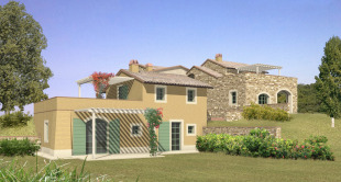 7 bed new home in Tuscany, Grosseto...
