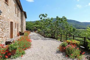 8 bedroom Farm House in Amelia, Terni, Umbria