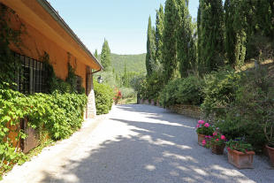 Cortona Villa for sale