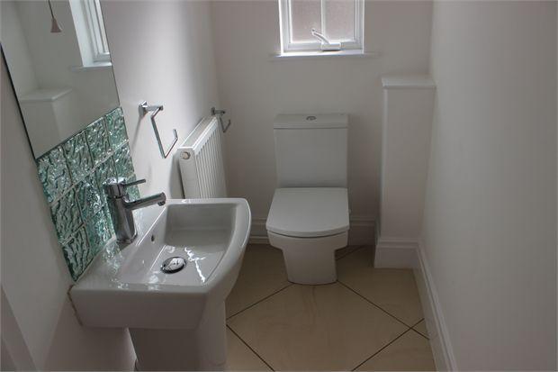 Tiling small bathrooms - Bedroom Detached House For Sale In Cyfarthfa Court Gwaelodygarth
