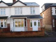 4 bedroom semi detached property in South Road...