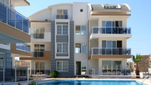 1 bed new Apartment in Antalya, Antalya, Belek