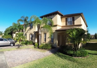4 bed Town House in Florida, Polk County...