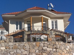 Detached Villa in Mugla, Fethiye, zml