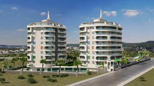 1 bed new Apartment for sale in Antalya, Alanya, Alanya