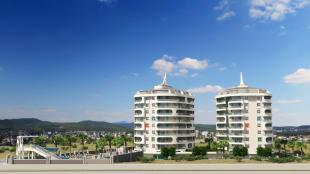 Antalya Penthouse for sale