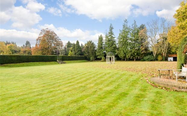 4.5 Acres Of Grounds