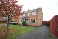 Hollis Meadow semi detached property for sale