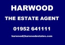 Harwood The Estate Agents, Telford logo