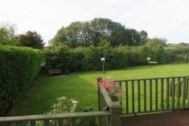 Rear Garden From