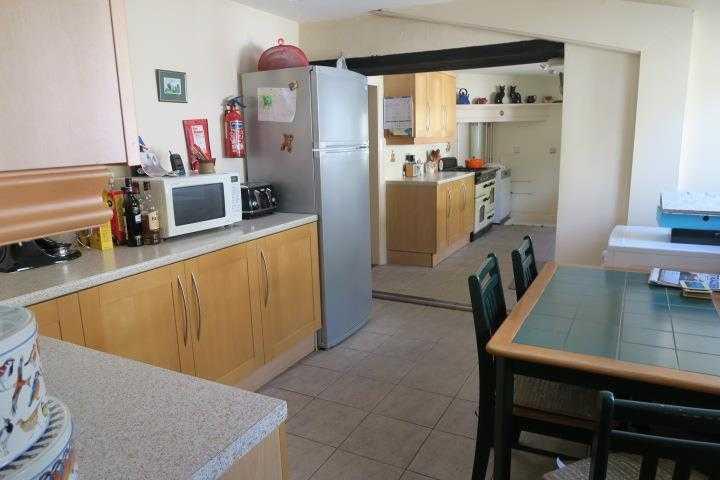 Main Kitchen/Utility