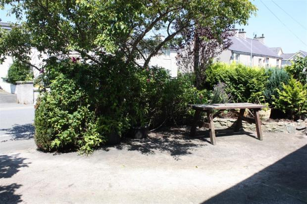 Front Drive/Garden