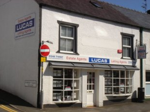 Lucas Estate Agents, Menai Bridgebranch details