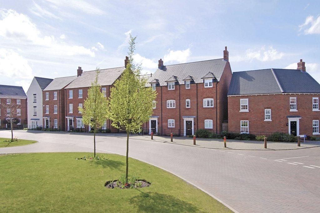 Street scene at Meadow Grange