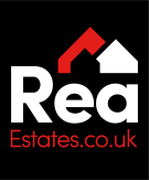 REA Estates, Bishop Auckland - Lettings branch logo