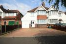 semi detached home for sale in Wycome Road, Hall Green...