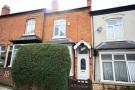 Terraced home for sale in Kathleen Road, Yardley...
