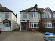 3 bed semi detached home in Avery Hill Road...
