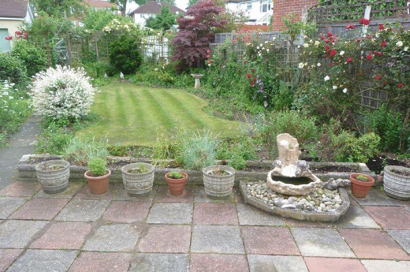 Rear Garden sh...