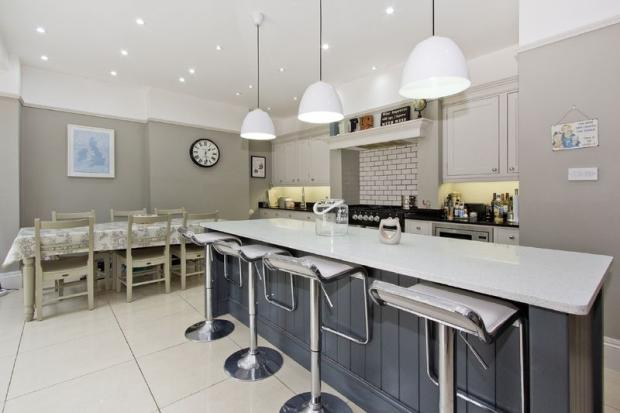 Kitchen angle 4