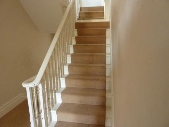 Staircase angle 2