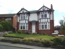 Detached house in Moss Bank Road...