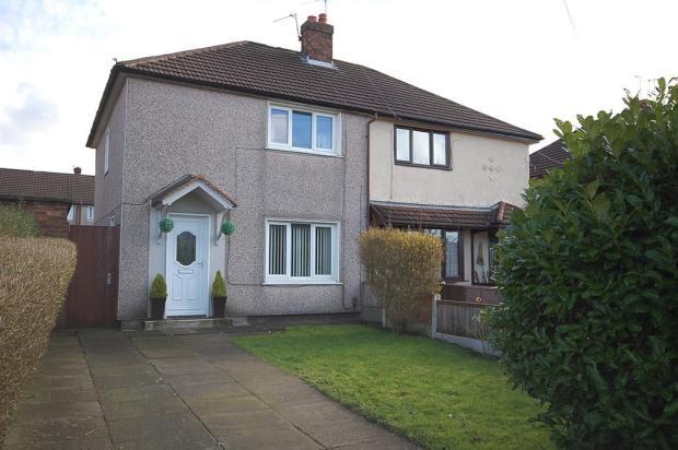 Property For Sale Blackbrook St Helens