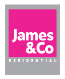 James & Co Residential, Queensbury  logo