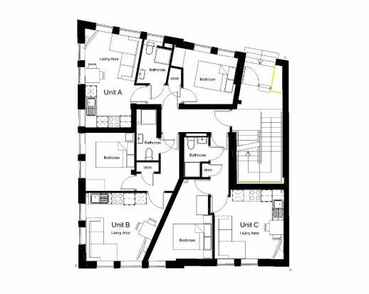 Apartment 2 = Unit B