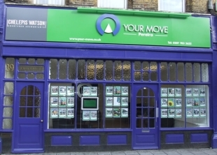 YOUR MOVE Pereira Lettings , Camberwell Lettingsbranch details