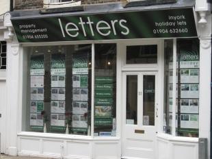 Letters Property Management Ltd, Yorkbranch details
