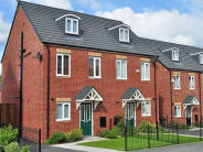 3 bedroom new home for sale in Wirral CH65