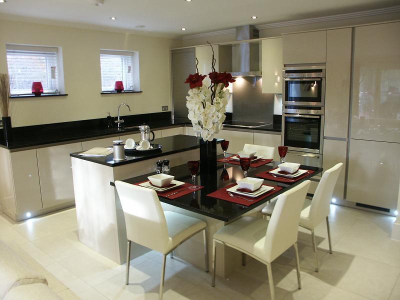 Maroon Kitchen Design Ideas, Photos & Inspiration  Rightmove Home
