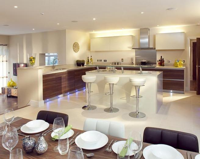 Open Plan Lighting Design Ideas Photos Inspiration Rightmove Home Ideas