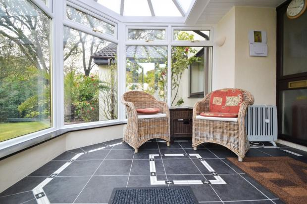 Entrance/Sunroom