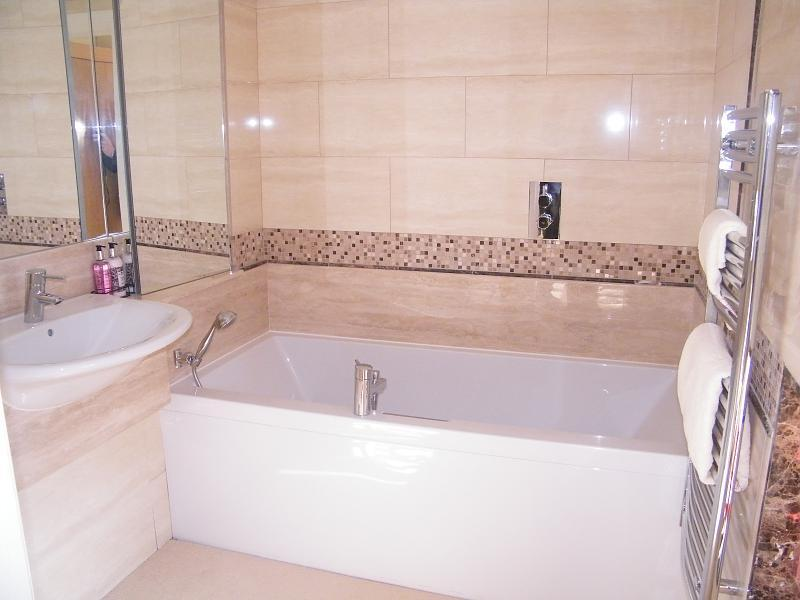 Example of Finished Bathroom