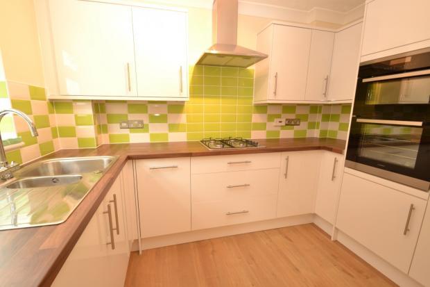 First Floor Kitchen/