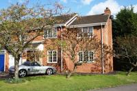 semi detached house in Bissley Drive...