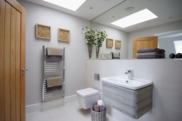 Typical Hazeley Bath