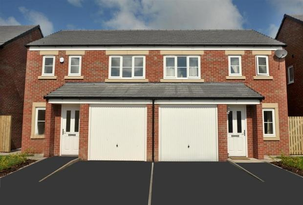 3 Bedroom Semi Detached House For Sale In The Rufford