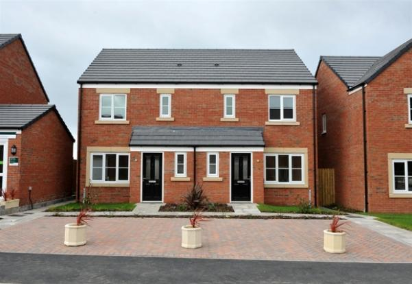 3 Bedroom Semi Detached House For Sale In The Hanbury