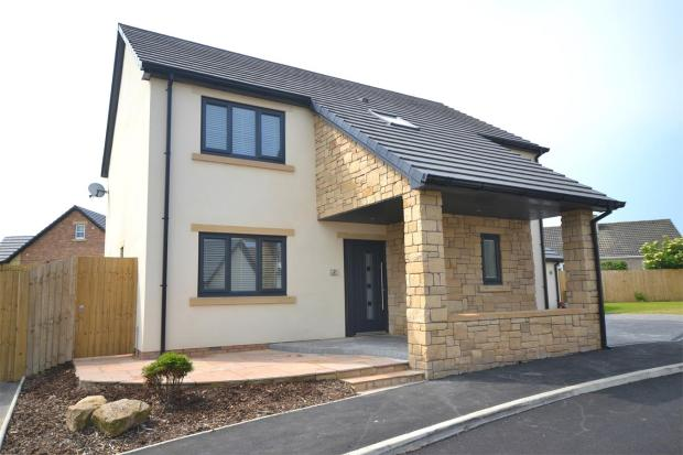 4 bedroom detached house for sale in copperas close high for Modern homes workington